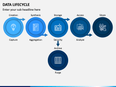 Data Lifecycle PPT Slide 4