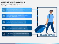 Corona Virus - Covid 19 PPT Slide 7