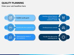 Quality Planning PPT Slide 5