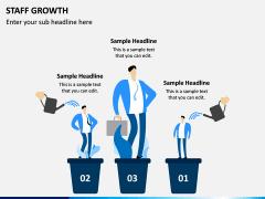 Staff Growth PPT Slide 4