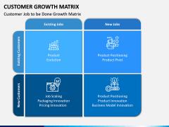 Customer Growth Matrix PPT Slide 2