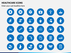 Healthcare Icons PPT Slide 6