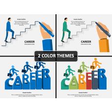 Career Progression PPT Cover Slide