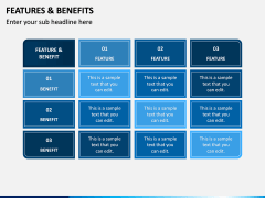 Features and Benefits PPT Slide 9