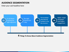 Audience Segmentation PPT Slide 6
