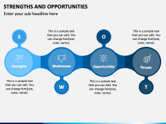 Strengths and Opportunities PPT Slide 1