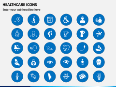 Healthcare Icons PPT Slide 5