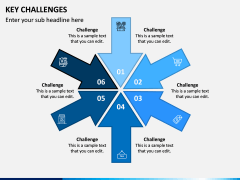 Key Challenges PPT Slide 6