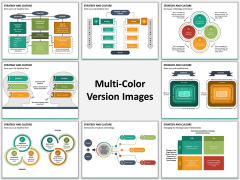 Strategy and Culture Multicolor Combined