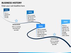 Business History PPT Slide 2