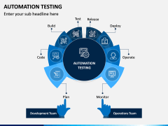 Automation Testing PPT Slide 1