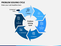 Problem Solving Cycle PPT Slide 5