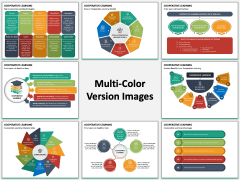 Cooperative Learning Multicolor Combined