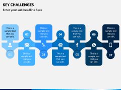 Key Challenges PPT Slide 8