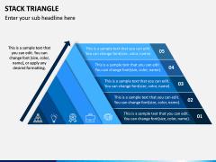 Stack Triangle PPT Slide 3