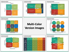 Innovation Matrix Multicolor Combined