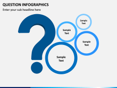 Question Infographics PPT Slide 12