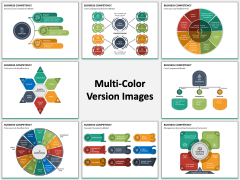 Business Competency Multicolor Combined