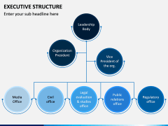 Executive Structure PPT Slide 4