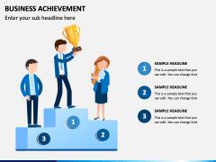 Business Achievement PPT Slide 4