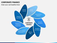 Corporate Finance PPT Slide 1