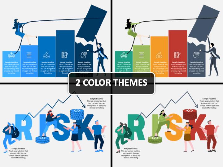 Economic Risk Powerpoint Template Ppt Slides Sketchbubble