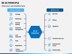 80 20 (Pareto) Principle PPT Slide 11