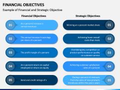 Financial Objectives PPT Slide 7