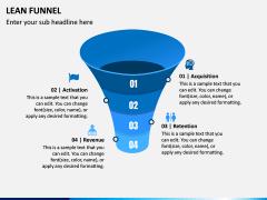 Lean Funnel PPT Slide 7