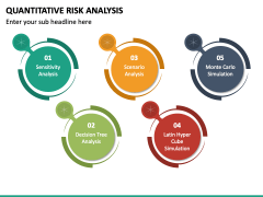Quantitative Risk Analysis PPT Slide 2