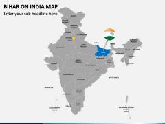 Bihar Map PPT Slide 4