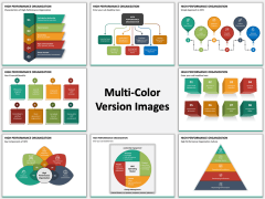 High Performance Organization Multicolor Combined