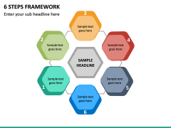 6 Steps Framework PPT Slide 2