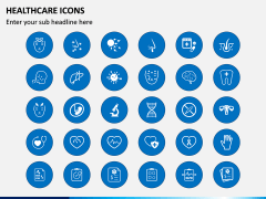 Healthcare Icons PPT Slide 10
