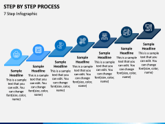 Step By Step Process PPT Slide 10