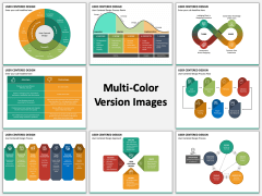 User Centered Design Multicolor Combined
