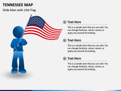 Tennessee Map PPT Slide 7