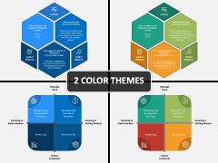 Organizational Efficiency PPT Cover Slide