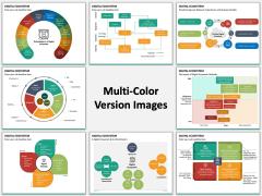 Digital Ecosystem Multicolor Combined