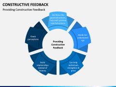 Constructive Feedback PPT Slide 1