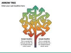 Arrow Tree PPT Slide 5