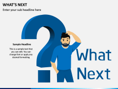 What's Next PPT Slide 4