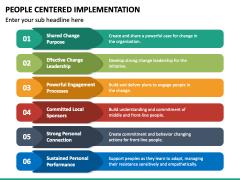 People Centered Implementation PPT Slide 4