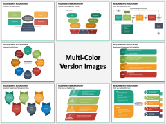 Requirements Management Multicolor Combined