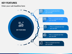Key Features PPT Slide 1