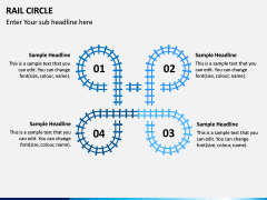Rail Circle PPT Slide 3