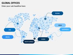 Global Offices PPT Slide 4