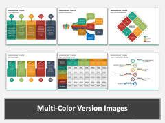 Onboarding Phases Multicolor Combined