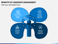 Benefits of Candidate Engagement PPT Slide 1