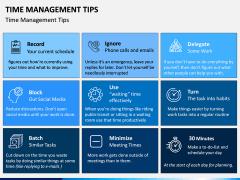 Time Management Tips PPT Slide 4